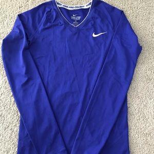 Long sleeves Nike dry fit